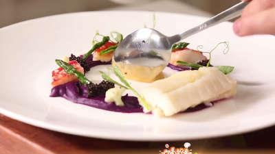 吉列姆——海洋之心 帝王蟹高逼格料理