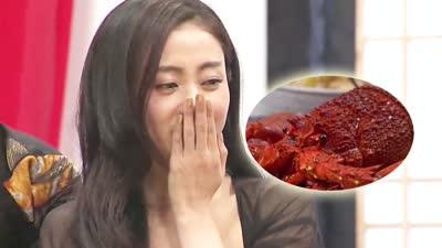 让张天爱感动哭的龙虾升职记 姜钟煜的心机料理