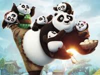 功夫熊猫3 英语版