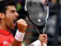 ATP五月第一周排名观察 顶尖选手排名稳定