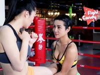 《Fight Candy》第41期:超性感演绎接腿摔技巧