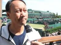 乐视网球专访张德培 当球员当教练都很享受