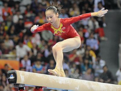 邓琳琳:奥运出任队长很意外 冠军要自信努力勇敢