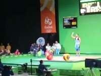 震撼!哈萨克斯坦选手最后一举嗨爆全场