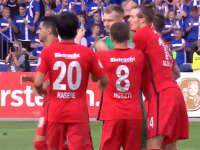 【第1轮】法兰克福5-4马格德堡 赫尔戈塔建功