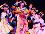 上海市代表团儿童剧《彩虹》微访谈