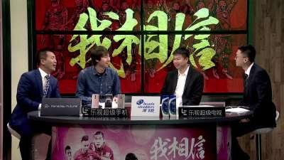 黄健翔:裸奔效仿莱因克尔 三嘉宾齐称愿为中国足球献身