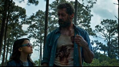 """《金刚狼3:殊死一战》首款预告 """"像""""金刚狼的神秘小女孩露脸"""