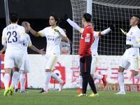 中超-莫雷诺点射绝杀 亚泰1-0客胜辽足保级现曙光