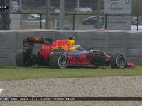 F1美国站正赛Lap30:维斯塔潘引擎故障 遗憾退赛