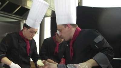 外方大厨狂拿中式食材
