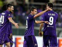 欧联-双锋破门乌拉圭妖星处子球 佛罗伦萨3-0利贝雷茨