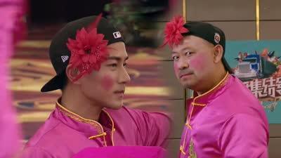 """刘恺威化身""""胭脂女人"""""""