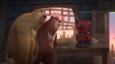 《熊出没·奇幻空间》定档预告:大年初一 熊抱新春