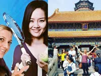 《赛末点》第21期社交宝典:社交平台刮起中国风 科维托娃堪称中国通