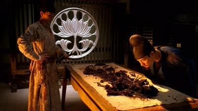 《狄仁杰之通天帝国》片段:仇恨蒙心,梁家辉欲杀武则天引火自焚