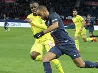 巴黎圣日耳曼vs南特