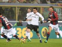 第13轮录播:博洛尼亚 VS 巴勒莫(原声)16/17赛季意甲