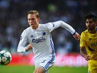 欧冠-神奇门将屡现神扑秒杀卡西 哥本哈根0-0波尔图