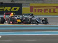 冠军转折点?F1阿布扎比站正赛 罗斯伯格超小维