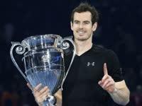 ATP年终排名 穆雷成第17位年终第一