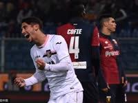 意甲-西蒙尼儿子两球 巴勒莫4-3热那亚造大逆转