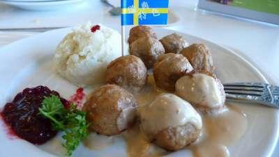 双酱瑞典肉圆