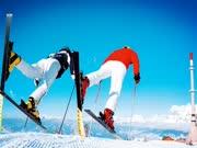 智利Portillo滑雪正当时