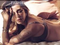 女神贝伦最新超清写真 性感演绎卧室风情