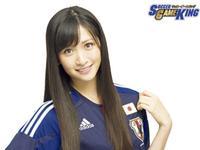 大胸美腿还没看腻么 日本足球宝贝清纯唯美演歌