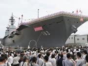 《军情解码》20170321:日本最大战舰将赴南海 曾臆想击沉辽宁舰?