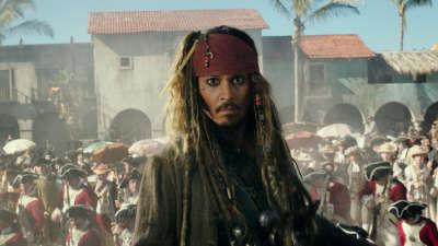 《加勒比海盗5》曝光全新电视预告 年轻杰克船长再次亮相