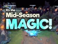 英雄联盟MV《Mid Season Magic》大法师时代