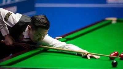 专访肖国栋:上海赛决赛恍如隔世 想拿世锦赛冠军
