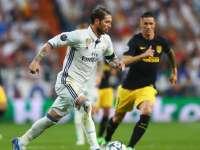 录播:皇家马德里 VS 马德里竞技 16/17赛季欧冠