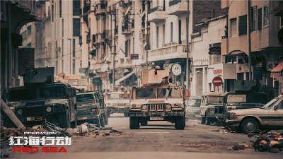 《红海行动》首支制作预告 林超贤打造最强反恐动作片