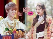 《奔跑吧》20170526:鹿晗逼问热巴初吻给了谁 刘涛直言祖蓝颜值低