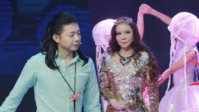 07期预告:蔡明霍尊上演梦幻人鱼恋情