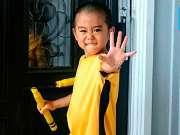6岁的功夫大师 来自日本的 Ryusei Imai将成为下一个李小龙