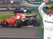 【昊说F1】红银大战戏剧逆转 解析F1英国站