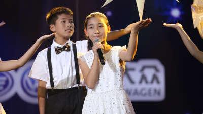 彝族合唱团天籁童声直击人心