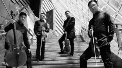 吴蛮和她的朋友们(2016北京国际音乐节)