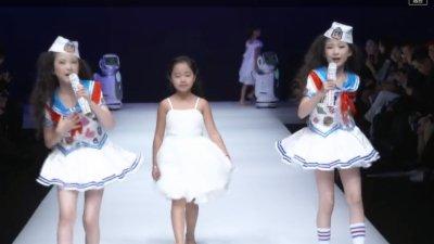 IVAN WANG CHEUNG·王成童装发布会