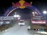 WRC瑞典站SS1(中文解说)全场回顾