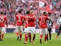 拜仁慕尼黑3-0法兰克福