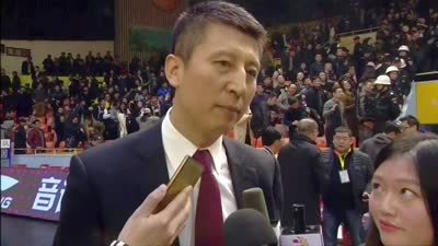 情绪激动?郭士强:广厦小外多次辱骂球队裁判不罚