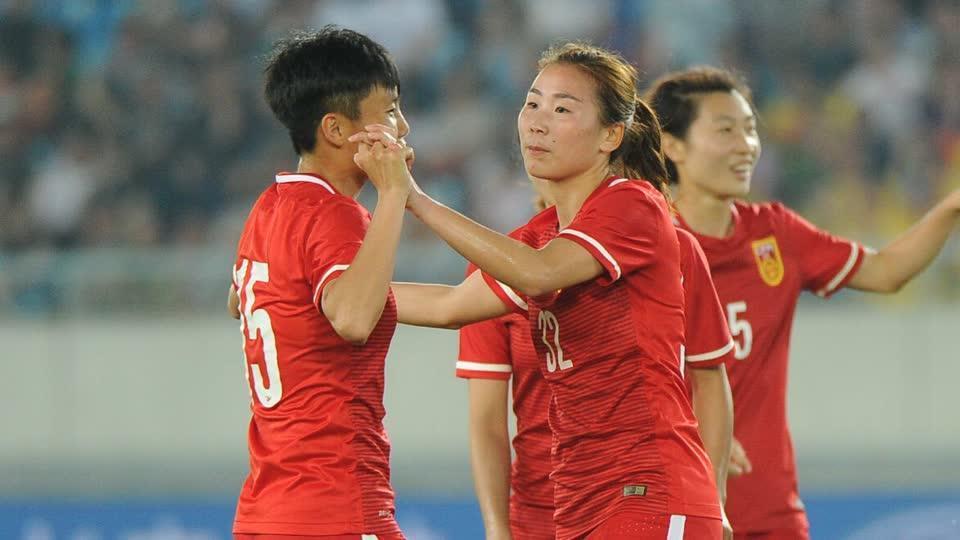 中国女足VS泰国女足_女足热身赛_赛事直播_