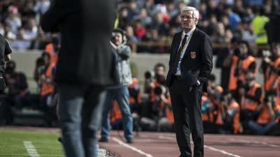 里皮:伊朗主场不光有狂热球迷 球队本身实力也非常强劲