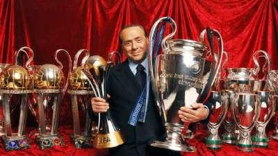 回顾老贝米兰31年29冠 5欧冠8意甲他率米兰走上世界之巅