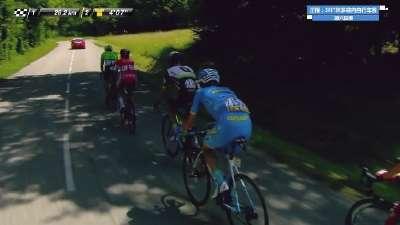 2017环多菲内自行车赛第六赛段全场录播(中文)